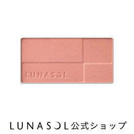 ルナソル カラーリングシアーチークス 01 Light Coral Pink ライトコーラル ピンク(7.5g)【ルナソル】