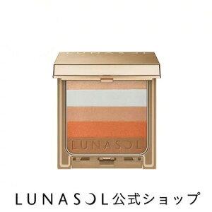 【企画品】ルナソル シックコンシャスブレンダー EX02 Orange Rib(10g)【ルナソル】