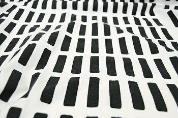 【ルネ・デュー】コーティング生地artekアルテックSIENAシエナBKブラックテーブルクロスにも♪【Alvaraalto/アルヴァ・アアルト】北欧布地を10cm単位で販売♪