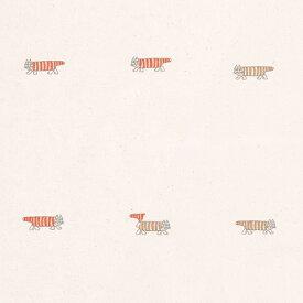 ★5枚までメール便【ネコポス】対応★生地ハーフカットクロス Lisa Larson リサラーソン MIKEY embroidery マイキー 刺繍 73.5×50cm 布・クロス / 北欧 生地 リサラーソン ブランド 布 おしゃれ かわいい 手芸