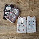 【送料無料】手袋 シロクマ KLAUS HAAPANIEMI クラウス・ハーパニエミ / 北欧 雑貨 北欧雑貨 ブランド ウール手袋 グローブ おしゃれ かわいい プレゼント