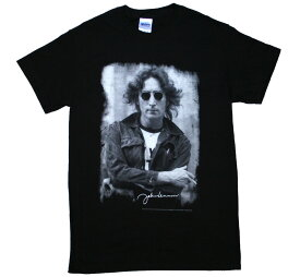 John Lennon / NYC Jacket Tee (Black)