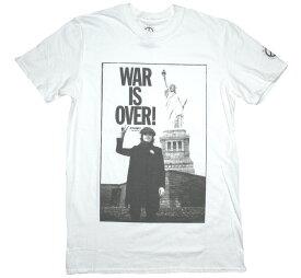 John Lennon / Statue of Liberty Tee (White)