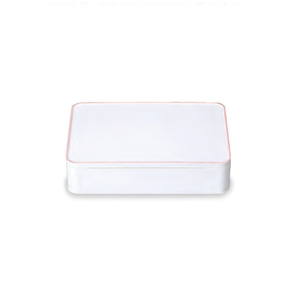 《SHOWA(正和)》SHOKADO LUNCH BOX ピンク 42-72140-7【irodori(イロドリ)】[お弁当箱 ランチボックス]