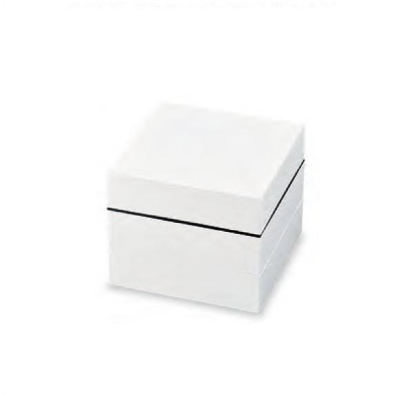 【最短即日出荷】《SHOWA(正和)》18cm オードブル重 三段 ホワイト 39-72176-6[お弁当箱 ランチボックス]