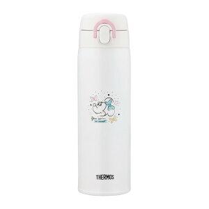 サーモス 真空断熱調乳ボトル JNX-501DS PKW ピンクホワイト [THERMOS/500ml/0.5L]