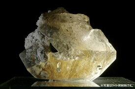 ヒマラヤ産ルチルクォーツクラスター 置物 天然石 パワーストーン