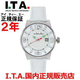 【国内正規品】I.T.A アイ・ティー・エー メンズ 腕時計 L'AUTOMATICO オートマティコ 26.00.01