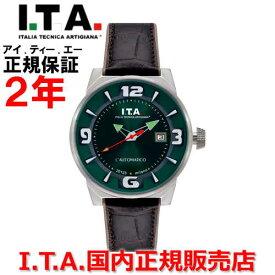 【国内正規品】I.T.A アイ・ティー・エー メンズ 腕時計 L'AUTOMATICO オートマティコ 26.00.02