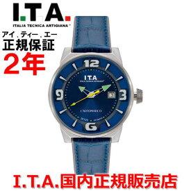 【国内正規品】I.T.A アイ・ティー・エー メンズ 腕時計 L'AUTOMATICO オートマティコ 26.00.03