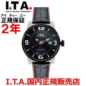 【国内正規品】I.T.A アイ・ティー・エー メンズ 腕時計 L'AUTOMATICO オートマティコ 26.00.04