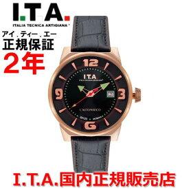 【国内正規品】I.T.A アイ・ティー・エー メンズ 腕時計 L'AUTOMATICO オートマティコ 26.00.05