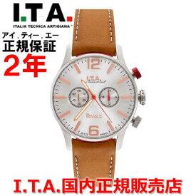 【国内正規品】I.T.A アイ・ティー・エー メンズ 腕時計 RIVALE リヴァーレ 29.00.01