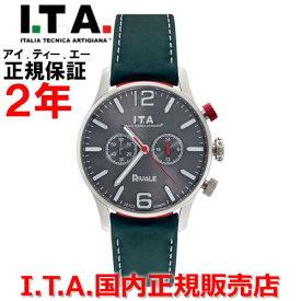 【国内正規品】I.T.A アイ・ティー・エー メンズ 腕時計 RIVALE リヴァーレ 29.00.02