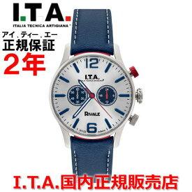 【国内正規品】I.T.A アイ・ティー・エー メンズ 腕時計 RIVALE リヴァーレ 29.00.03