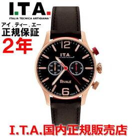 【国内正規品】I.T.A アイ・ティー・エー メンズ 腕時計 RIVALE リヴァーレ 29.00.05