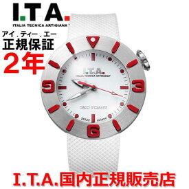 【国内正規品】I.T.A アイ・ティー・エー メンズ レディース 腕時計 ウォッチ DISCO VOLANTE ディスコ ボランテ 31.00.08