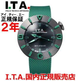 【国内正規品】I.T.A アイ・ティー・エー メンズ レディース 腕時計 ウォッチ DISCO VOLANTE ディスコ ボランテ 31.00.11