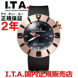 【国内正規品】I.T.A アイ・ティー・エー メンズ レディース 腕時計 ウォッチ DISCO VOLANTE ディスコ ボランテ 31.00.12