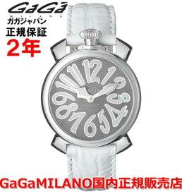 【国内正規品】GaGa MILANO ガガミラノ 腕時計 ウォッチ レディース MANUALE 40MM マニュアーレ40mm 5020.9