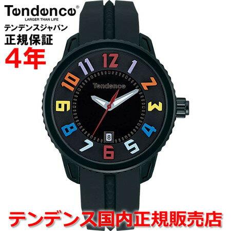 【国内正規品】 日本限定モデル Tendence テンデンス 腕時計 メンズ レディース GULLIVER RAINBOW MEDIUM ガリバーレインボーミディアム TY930610