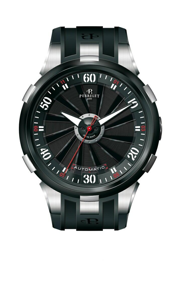 【国内正規品】 PERRELET/ペルレ 自動巻 腕時計 Turbine XL A1050/1