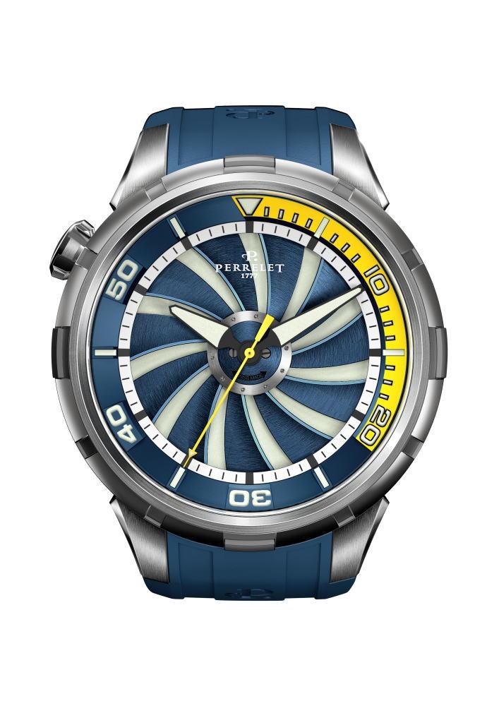 【国内正規品】 PERRELET ペルレ 自動巻 腕時計 Turbine DIVER A1066/3