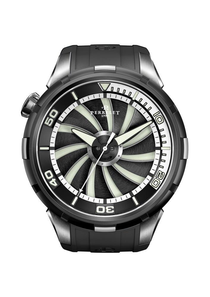 【国内正規品】 PERRELET/ペルレ 自動巻 腕時計 Turbine DIVER A1067/1