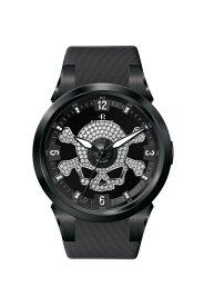 【国内正規品】 【スカル】PERRELET ペルレ 自動巻 腕時計 SPECIAL EDITION Turbine TOXIC XS A4022/1