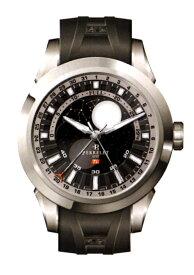 【国内正規品】 PERRELET ペルレ 自動巻 腕時計 TITANIUM MOONPHASE A5000/2