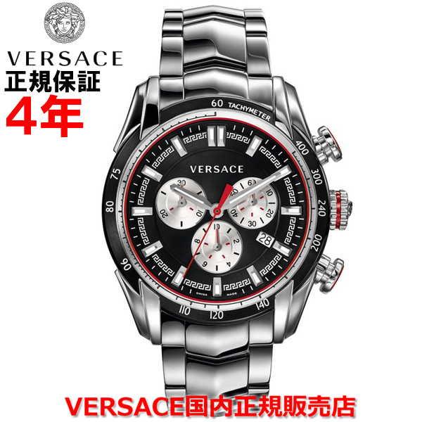 VDB05 0015 【国内正規品】※国内正規品のみオーナー登録して頂く事により4年保証となります。 VERSACE/ヴェルサーチ メンズ 腕時計 V-RAY/ヴイレイ