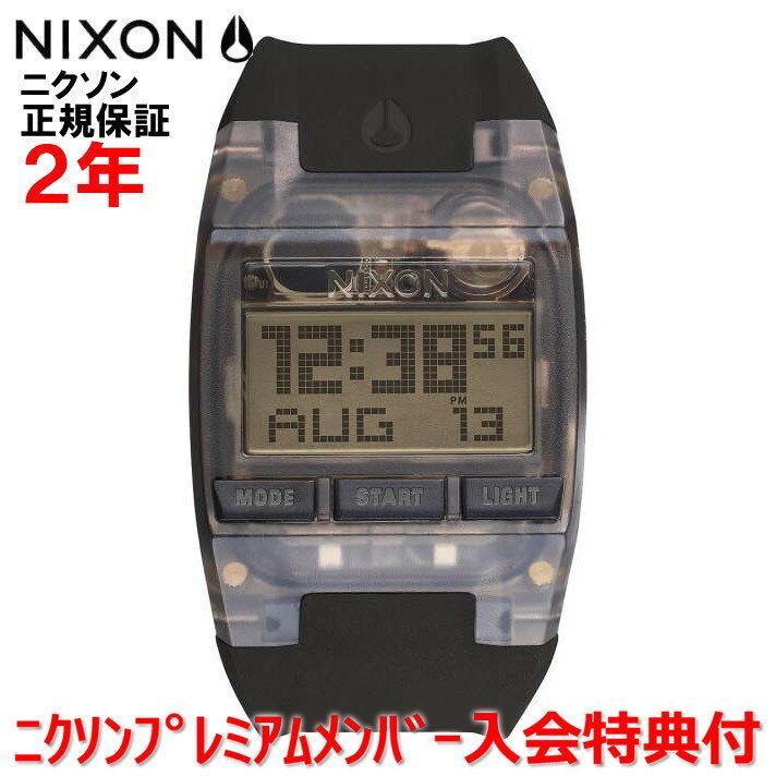 レビュー記入でNIXONノベルティープレゼント!!【国内正規品】NIXON/ニクソン 腕時計 メンズ Comp 38mm/コンプ NA408001-00