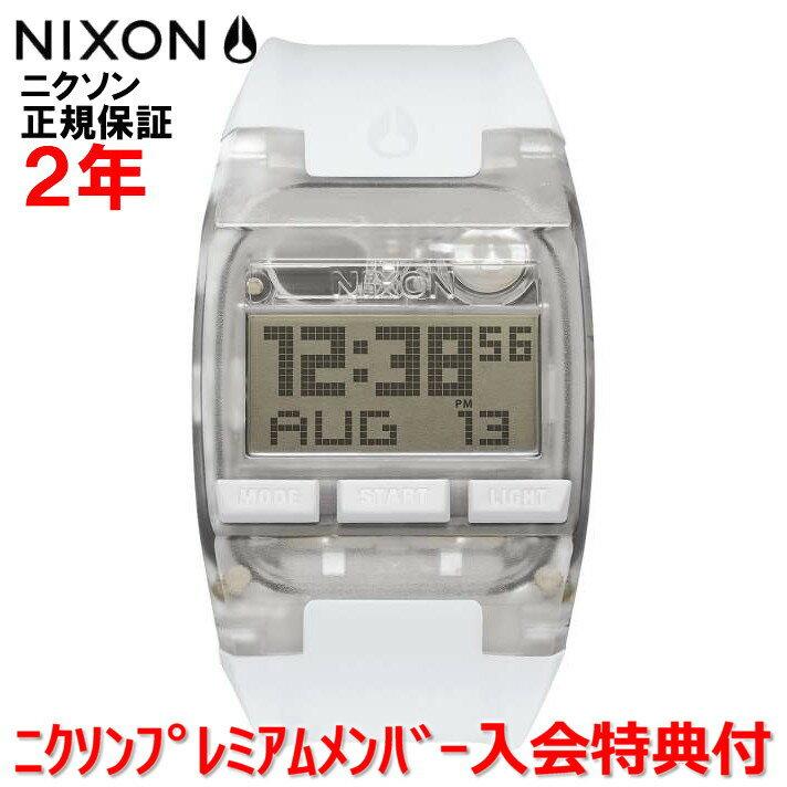 レビュー記入でNIXONノベルティープレゼント!!【国内正規品】NIXON/ニクソン 腕時計 メンズ Comp 38mm/コンプ NA408126-00
