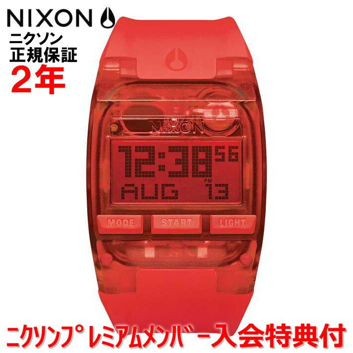 レビュー記入でNIXONノベルティープレゼント!!【国内正規品】NIXON/ニクソン 腕時計 メンズ Comp 38mm/コンプ NA408191-00