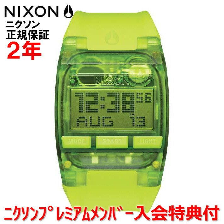 レビュー記入でNIXONノベルティープレゼント!!【国内正規品】NIXON/ニクソン 腕時計 メンズ Comp 38mm/コンプ NA4082044-00