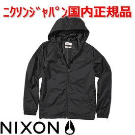 【国内正規品】NIXON ニクソン ウインドブレーカー ナイロンジャケット メンズ レディース ARDEN2 アーデン2 サイズS/M NS2595000