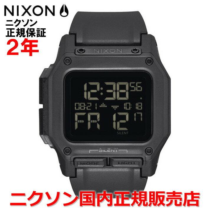 【国内正規品】NIXON ニクソン 腕時計 メンズ REGULUS レグルス NA1180001-00