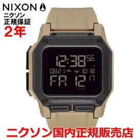【国内正規品】NIXON ニクソン 腕時計 ウォッチ メンズ REGULUS レグルス NA11802711-00