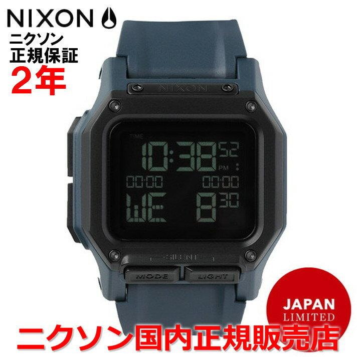 【日本限定】【国内正規品】NIXON ニクソン 腕時計 メンズ REGULUS レグルス NA11802889-00