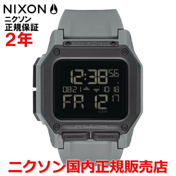 【国内正規品】NIXON ニクソン 腕時計 メンズ REGULUS レグルス NA1180632-00