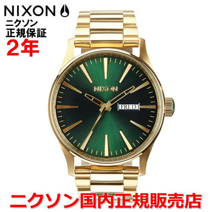 【国内正規品】 NIXON ニクソン 腕時計 メンズ レディース Sentry SS 42mm/セントリーSS 42mm NA3561919-00 【10P03Dec16】
