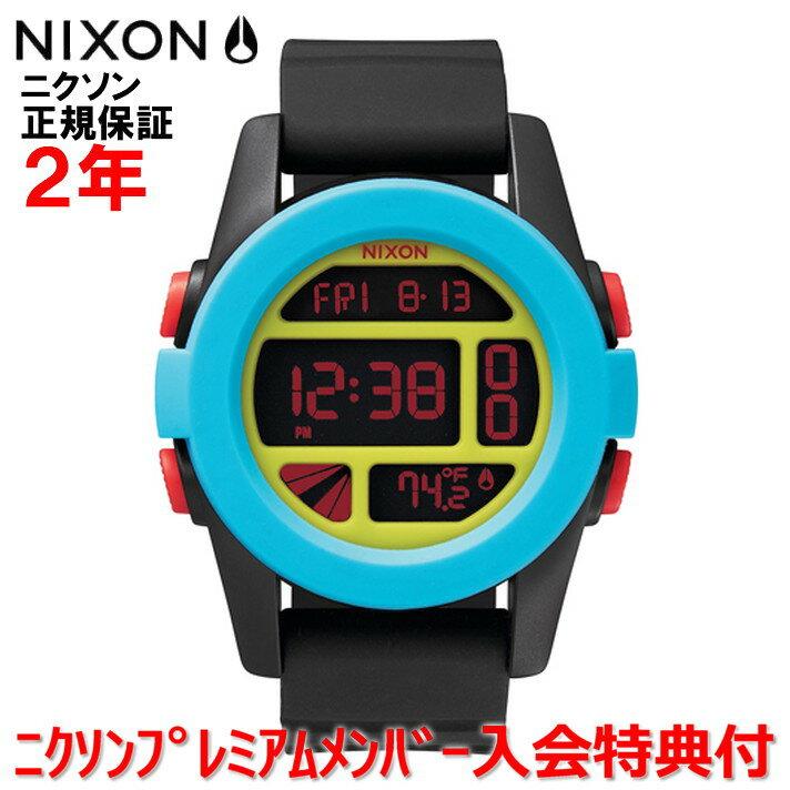 【国内正規品】 NIXON ニクソン 腕時計 メンズ レディース Unit/ユニット NA1971935-00 【10P03Dec16】