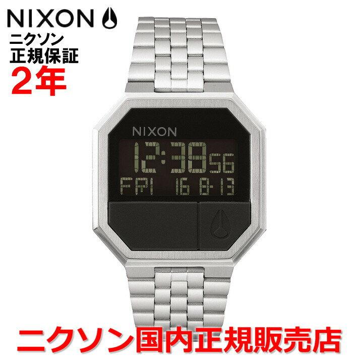 レビュー記入でNIXONノベルティープレゼント!!【国内正規品】NIXON ニクソン 腕時計 メンズ レディース Re-Run/リ-ラン NA158000-00