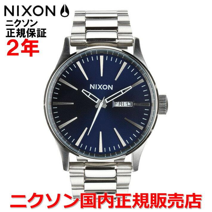 【国内正規品】NIXON ニクソン 腕時計 メンズ レディース Sentry SS 42mm/セントリーSS 42mm NA3561258-00