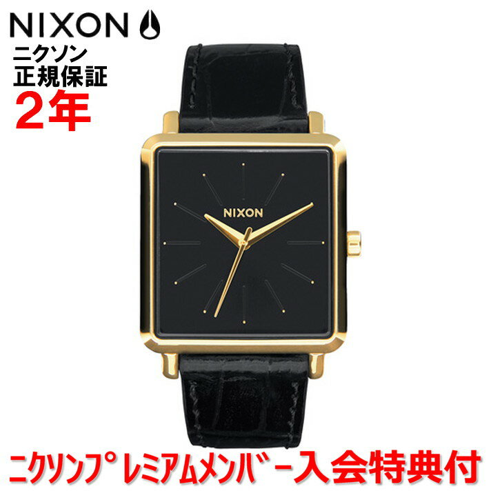 【国内正規品】 NIXON ニクソン 腕時計 レディース K Squared 30mm/Kスクエアード30mm NA4722022-00 【10P03Dec16】