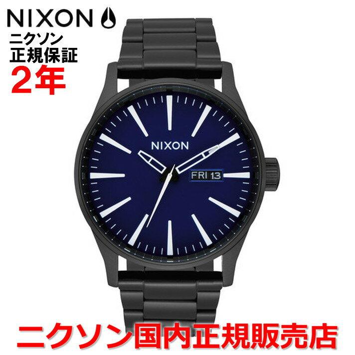 【国内正規品】NIXON ニクソン 腕時計 メンズ レディース Sentry SS セントリーSS 42mm NA3562668-00