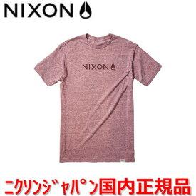 【国内正規品】NIXON ニクソン Tシャツ メンズ レディース BASIS II ベイシス2 サイズS/M NS25971660