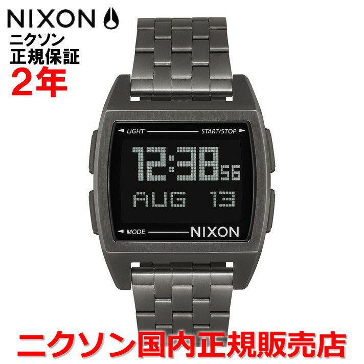 【国内正規品】 NIXON ニクソン 腕時計 メンズ レディース Base/ベース NA1107632-00