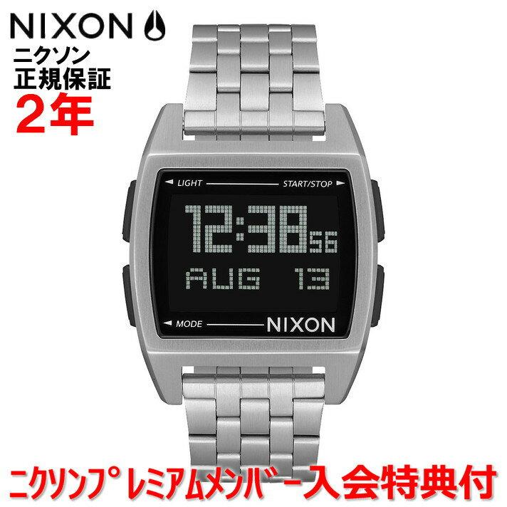 【国内正規品】 NIXON ニクソン 腕時計 メンズ レディース Base/ベース NA1107000-00
