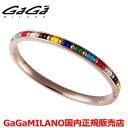 【楽天ランキング2位獲得!!】【国内正規品】【売れ筋】GaGa MILANO/ガガミラノ Men's Ladies/メンズ レディース Bracelet/ブレスレット BANGLE6/バングル6 PG